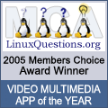 2005 LinuxQuestions.org Members Choice Award