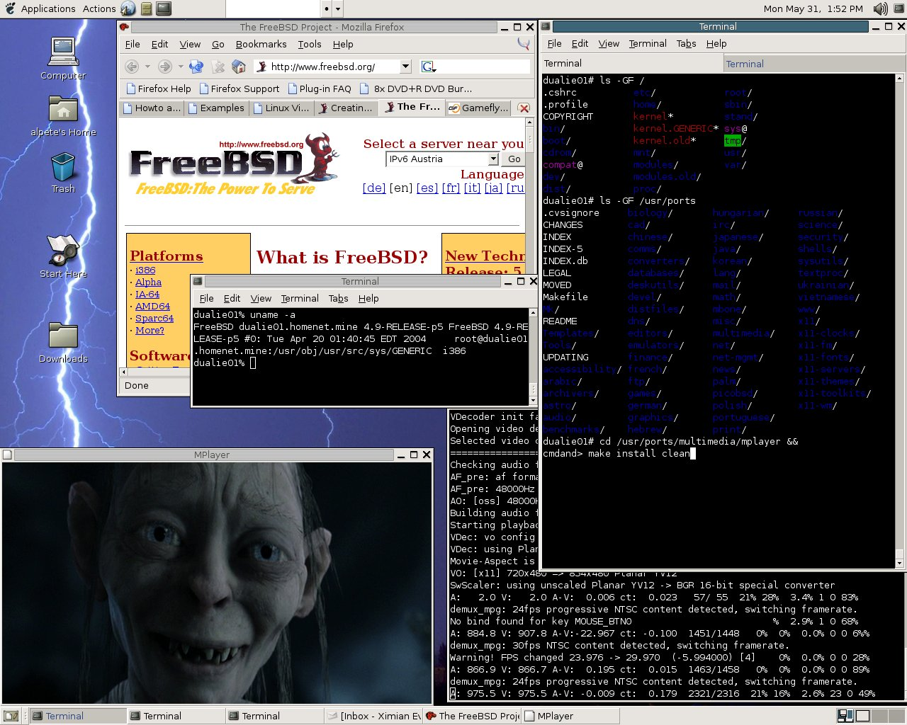 FreeBSD 11 - VMware Tools