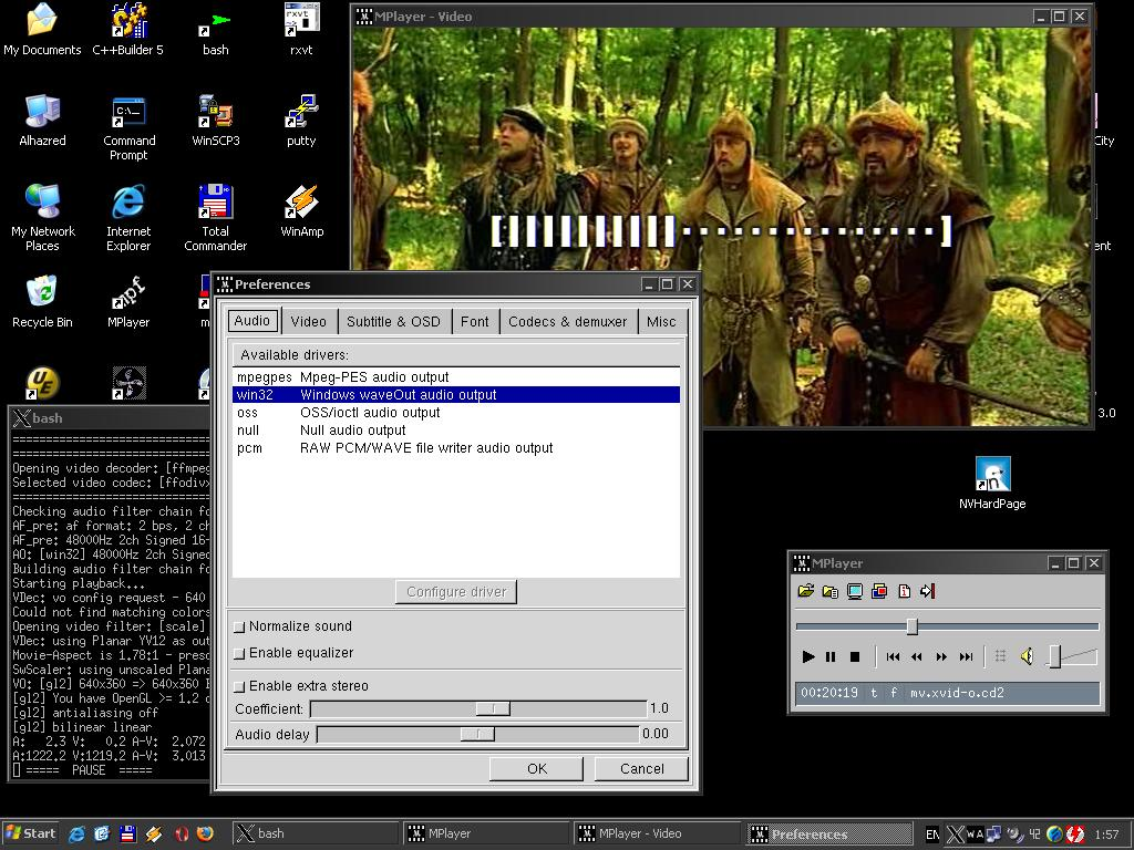MPLAYER FOR WINDOWS 10 64BIT screenshot