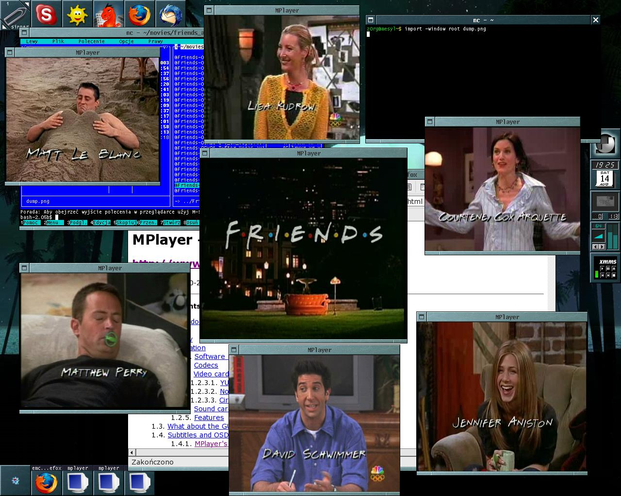 MPlayer Portable screenshot