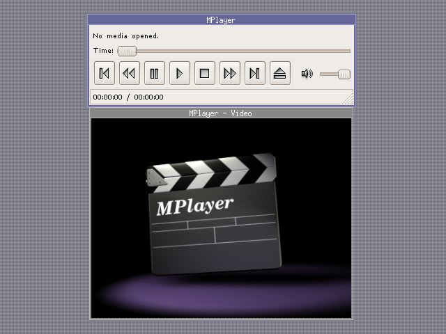 Mplayer The Movie Player